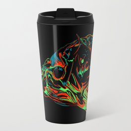 Deep Sea Creature Travel Mug
