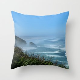 At Devils Elbow Bay Throw Pillow