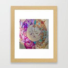 Yin& Yang balance Metamorphosis Gallery Collection  Framed Art Print