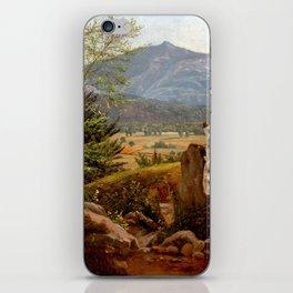 Edward Willard Nichols Moat Mountain, North Conway iPhone Skin