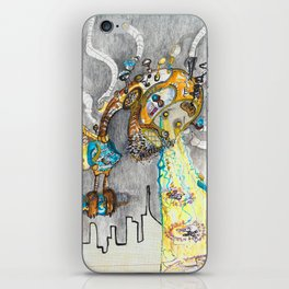 RoboBoy iPhone Skin