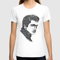 elvis T-shirts featuring Elvis by Alessia Bogdanich