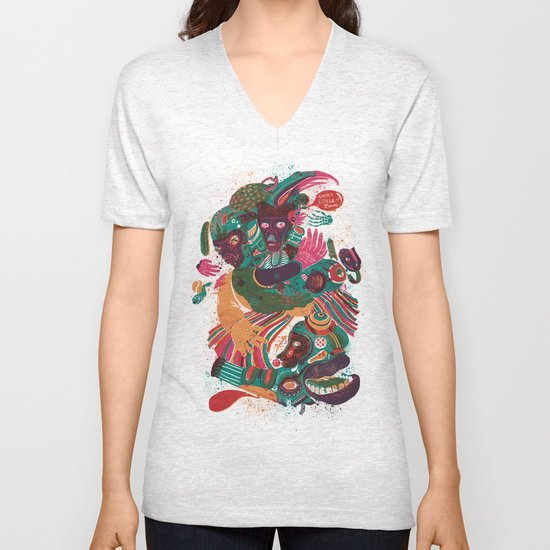 Sense Improvisation Unisex V-Neck