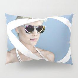 Reckess Blue Pillow Sham