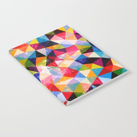 Space Shapes Notebook