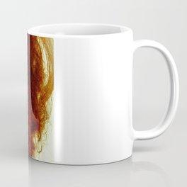 D. in Brown Coffee Mug