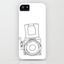 Hasselblad Camera iPhone Case