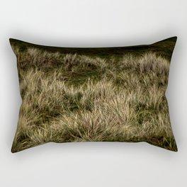 Dancing Grass Rectangular Pillow