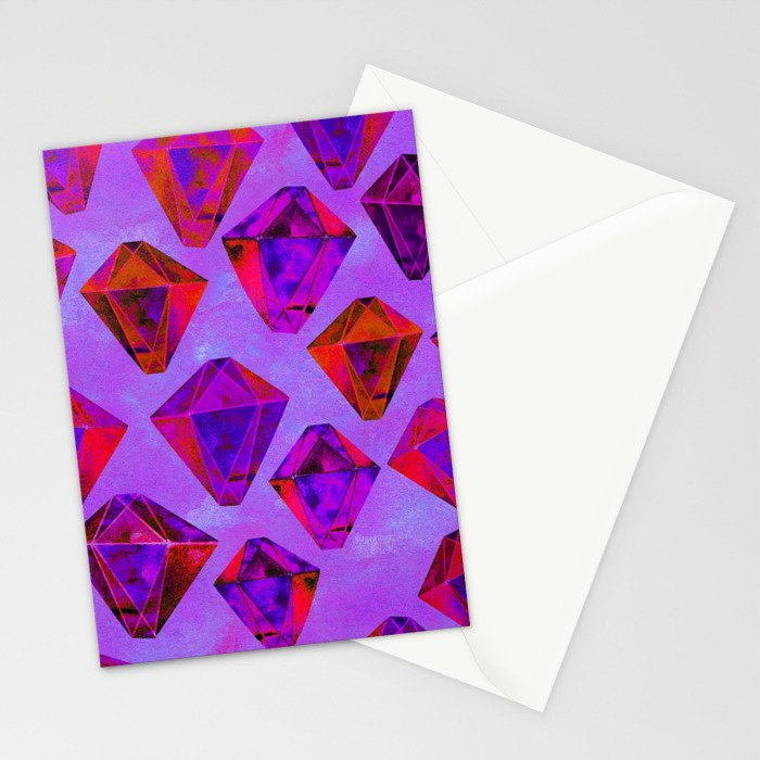 Fairy gems Stationery Cards