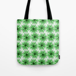 Seven Point Stars Tote Bag