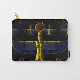 Isis - Goddess of Egypt Carry-All Pouch