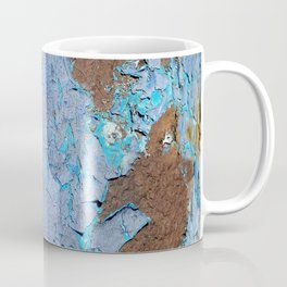 Blue rust Coffee Mug