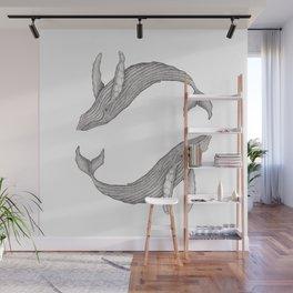 Megaptera Novaeangliae [Ted] II Wall Mural
