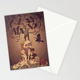 Meditations on Murder - nbc Hannibal Stationery Cards