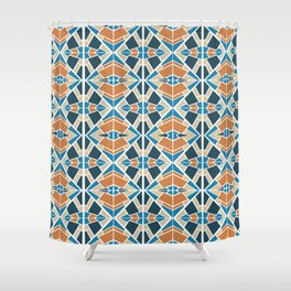 YRA Shower Curtain