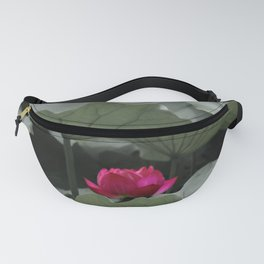 Nature's Pink Fanny Pack