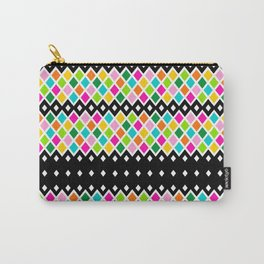 DIAMOND - Black Carry-All Pouch