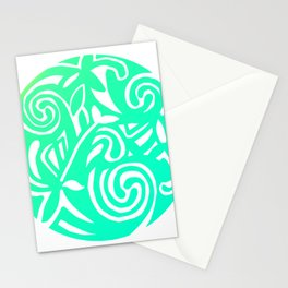 Inspired by a design in the Book of Kells Pastel Stationery Cards