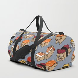 Sushi Labrador Retriever Duffle Bag