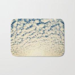 Clouds Effect Bath Mat