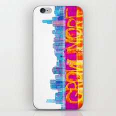 Grow More | Project L0̷SS   iPhone & iPod Skin