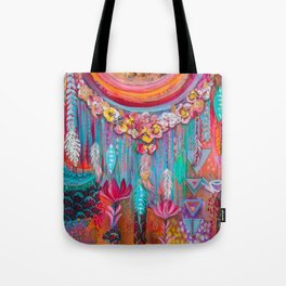 Outpouring Love Tote Bag