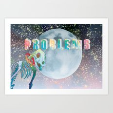 Laika, Problems Art Print