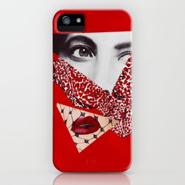 Imitation of Love iPhone Case
