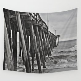 """""""An Old Feel"""" Pier Wall Tapestry"""