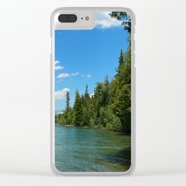 Will You Remenber Me Clear iPhone Case