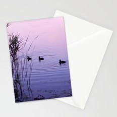The Lake II Stationery Cards