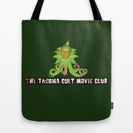 Tacoma Cult Movie Club Poster: December 2010 Tote Bag