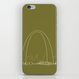 St. Louis by Friztin iPhone Skin