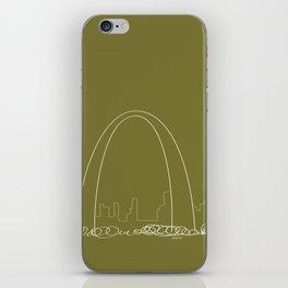 St. Louis by Friztin iPhone Skin