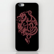 Modern Damask 2 iPhone & iPod Skin