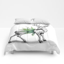 Whitetail Buck Comforters