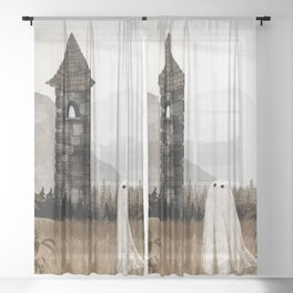 The Tower Sheer Curtain