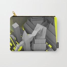 Prototype Yellow  Carry-All Pouch