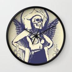 Vita alla morte. Morte alla Vita. Wall Clock