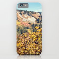 Fall in the Mountains  iPhone 6s Slim Case
