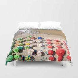 Sunday Somewhere Duvet Cover