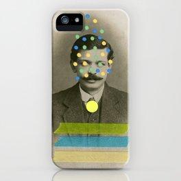 The Hypnotist iPhone Case