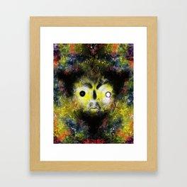 """""""Drunk 3AM Art."""" Framed Art Print"""