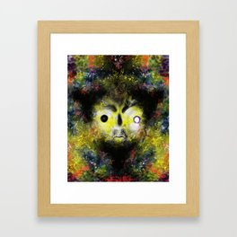 """Drunk 3AM Art."" Framed Art Print"