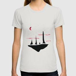 Clear night T-shirt