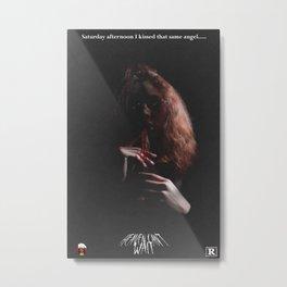 Heaven Can't Wait 02 (2017) Metal Print