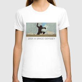 Minimalist 2001: A space odyssey (2) T-shirt