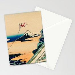 Katsushika Hokusai - Toto Asakusa Honganji Stationery Cards