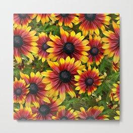 Flowerfeeling Metal Print