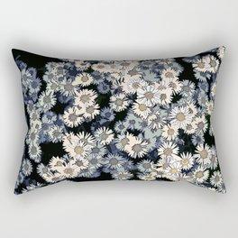 Flower meadow 01 Rectangular Pillow